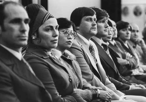 Citizenship ceremony, 1977