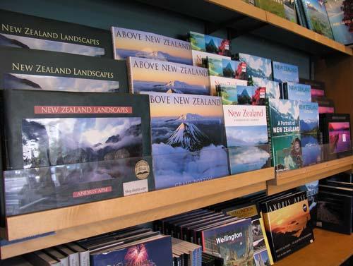 'Beautiful New Zealand' books