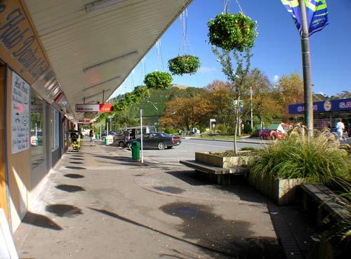 Ngongotahā streetscape