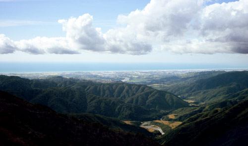 Ōtaki coast
