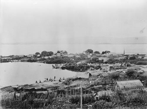 Ōhinemutu, 1860s