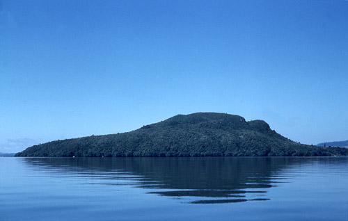 Mokoia Island, Lake Rotorua