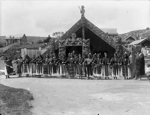 Ngā mahi wae tāpoi tōmua ki Whakarewarewa
