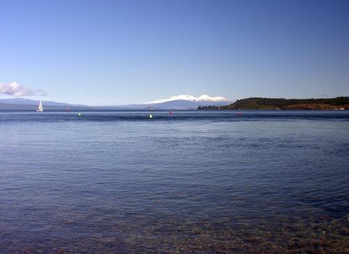 Lake Taupō