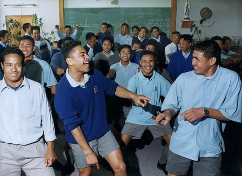 Polynesian cultural group
