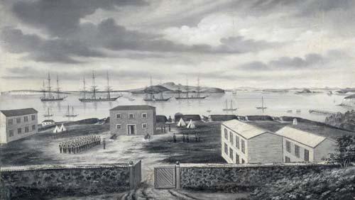 Fort Britomart