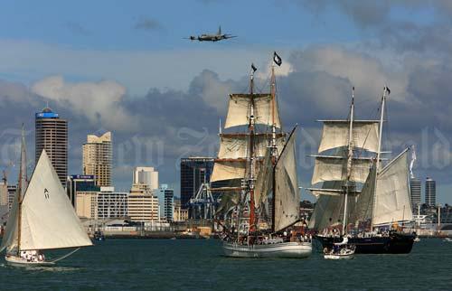 Anniversary Day regatta