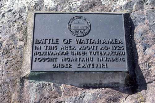 Te whakairotanga i runga i te whakamaumaharatanga ki Waitaramea
