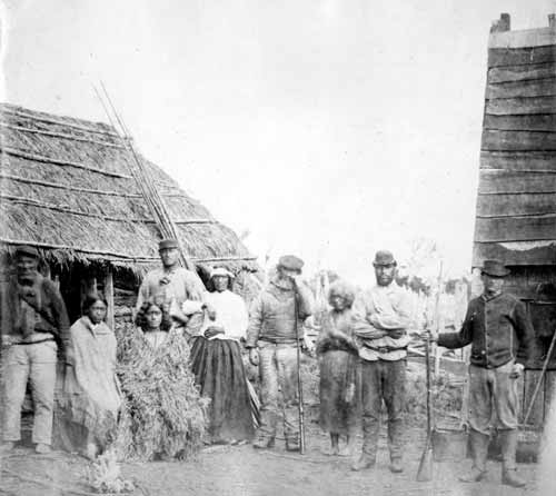 19th-century inhabitants
