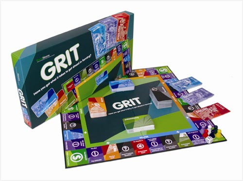 Grit board game