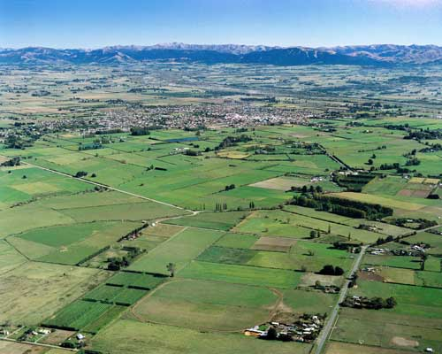 The Canterbury Plains, early 2000s