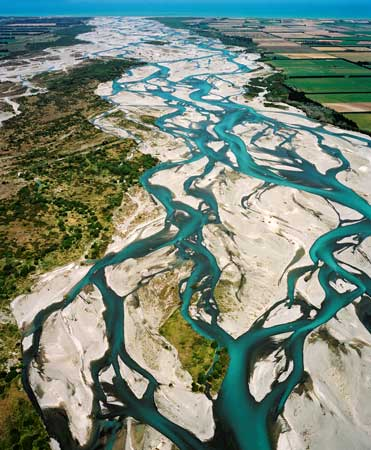Braided river – Water resources – Te Ara Encyclopedia of ...