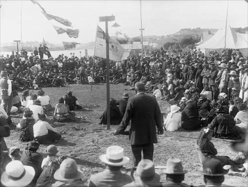 Pūtiki pā, 1919