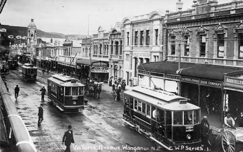Victoria Avenue, 1910s
