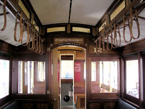 The no. 12 tram