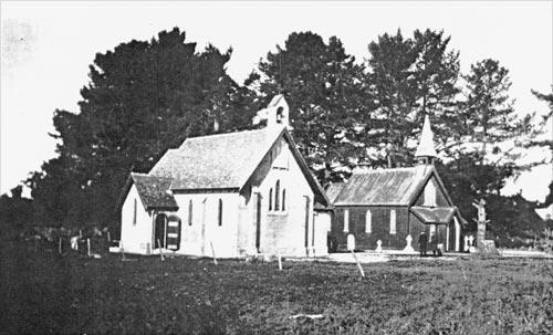St John's churches, Pōrewa