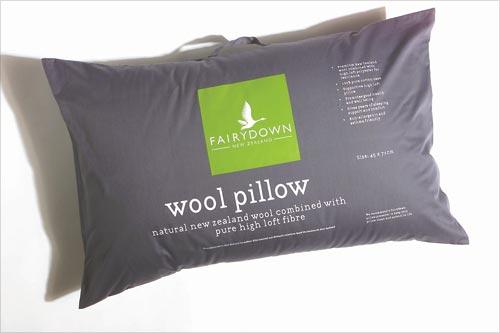 Woollen bedding