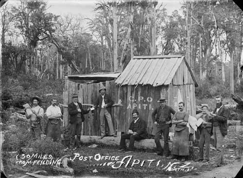 Apiti post office