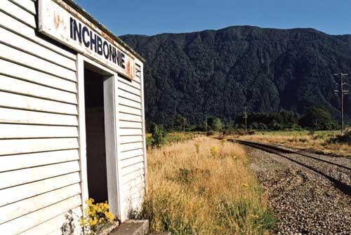 Inchbonnie flag-station
