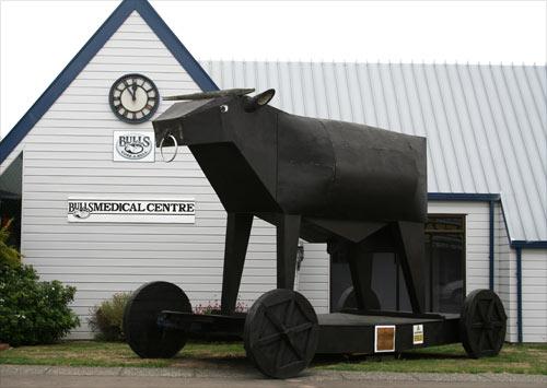 Bulls Puns Country Towns Te Ara Encyclopedia Of New