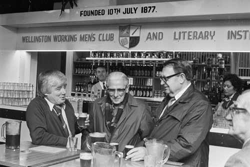 Wellington Working Men's Club