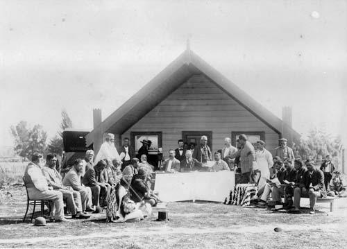 Sale of Lake Wairarapa