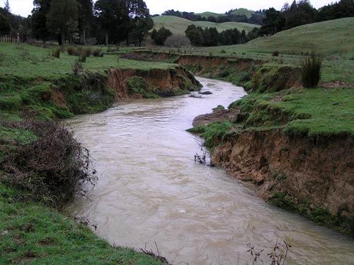 Streambank Erosion Soil Erosion And Conservation Te