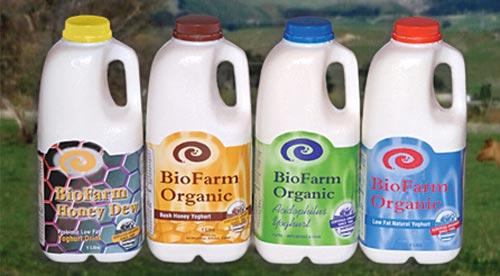 Biofarm organic produce