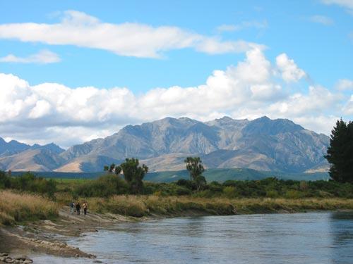 Tākitimu Mountains
