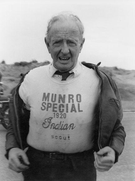 """Herbert James """"Burt"""" Munro"""