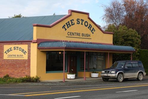 Store, Centre Bush