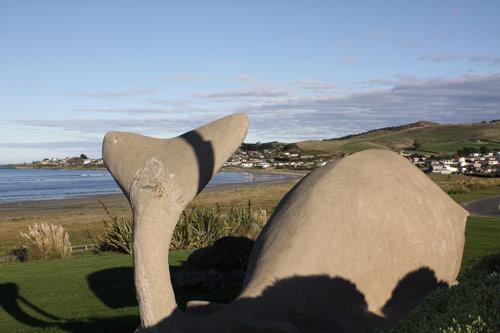 whale sculpture  u2013 southland places  u2013 te ara encyclopedia