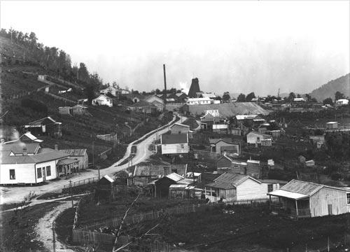 Waiuta, about 1930
