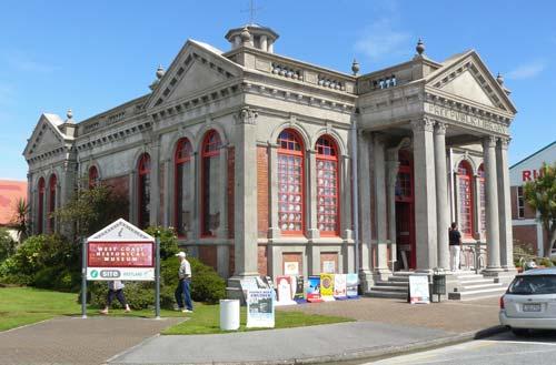 Carnegie Library building, Hokitika