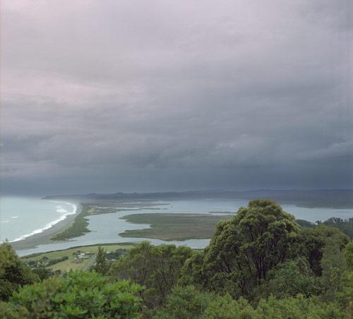 Ōkārito Lagoon