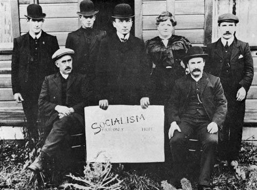 Blackball socialist group