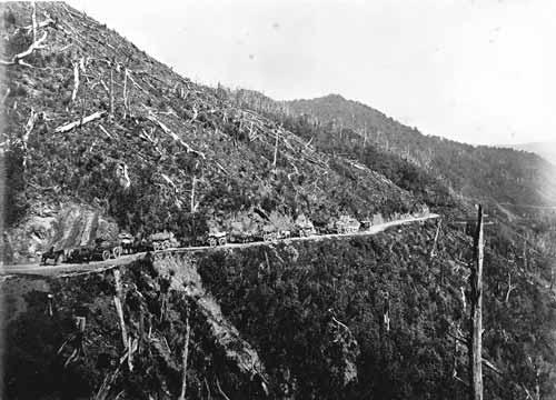 The Remutaka Road