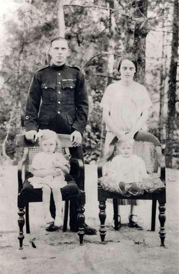 The Hodsell family