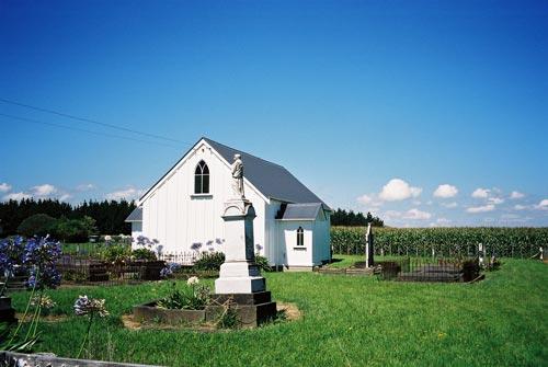 Te Wheriko Church