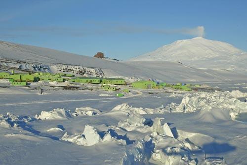 Scott Base, Antarctica