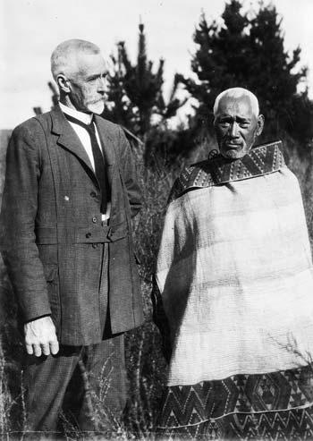 Elsdon Best and Paitini Tāpeka
