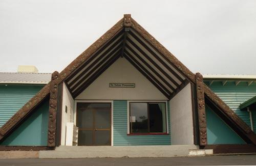 Te Tira Hou marae, Auckland