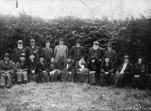 Original settlers