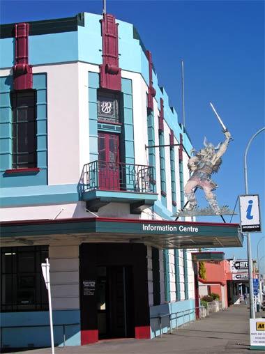 Dannevirke information centre