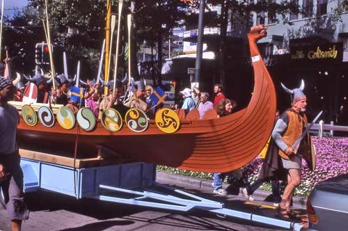 Scandinavian parade, Wellington, 2003