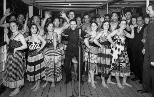 Ngāti Pōneke Young Māori Club