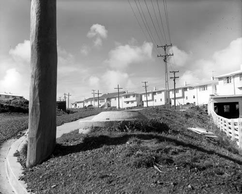 State houses, Porirua