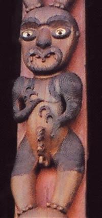 Carving of Maki