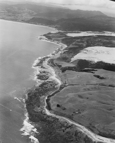 Tauroa, Ahipara