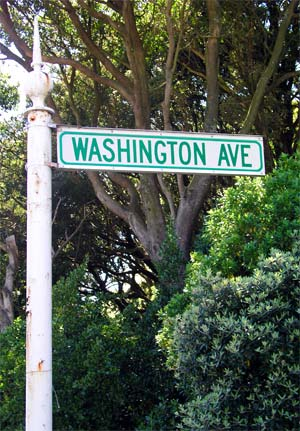 Washington Avenue, Wellington, New Zealand